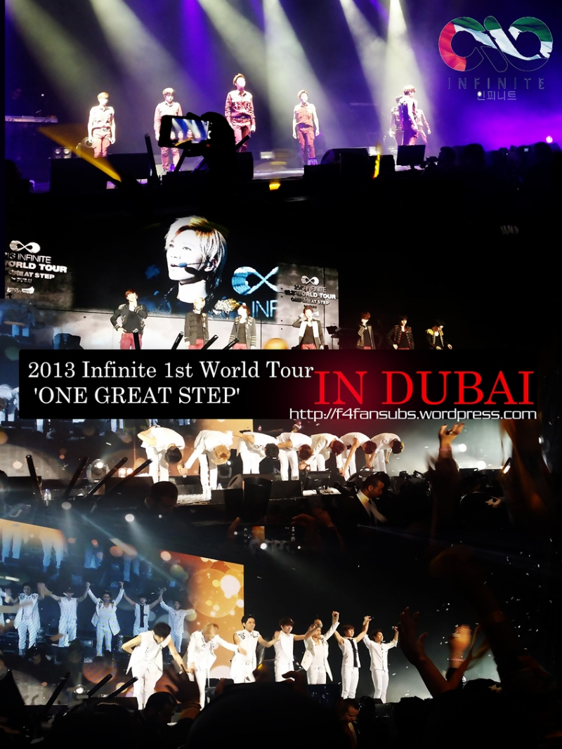 infinite in dubai